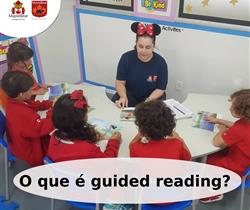 O que é Guided Reading?