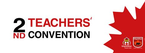 2nd Teachers' Convention