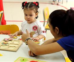 Início das aulas - Toddler
